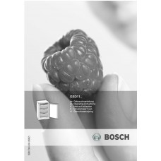 Bosch GSD 11V22 Vertical Fridge