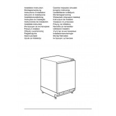 Zanussi ZUS 6144 Fridge Freezer